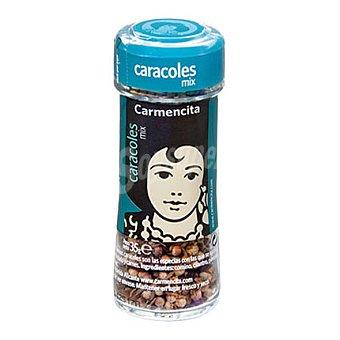 Carmencita Especia caracoles mix 35 g