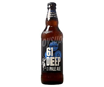 Marston´s Cerveza pemium tostada marstons 61 deep pale 50 cl