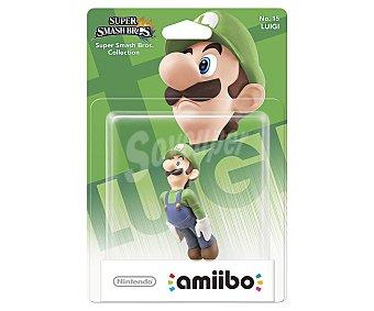 NINTENDO Figura Smash Luigi AMIIBO 1 Unidad