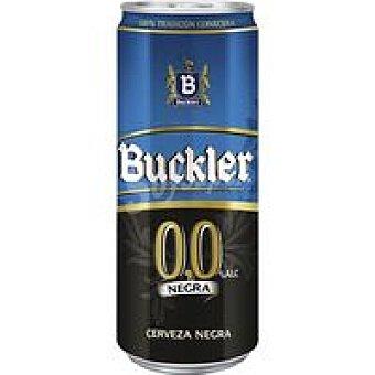 BLACK Cerveza 0 Lata 33 cl