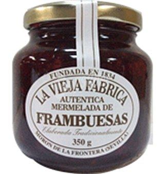 LA VIEJA Mermelada F. frambuesa 350 G