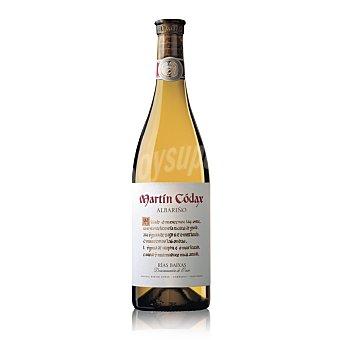 Martín Códax Vino blanco albariño con denominación de origen Rías Baixas Botella de 75 cl