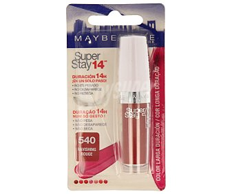 Maybelline New York Labios Superstay 14H 540 Pack 1 unid