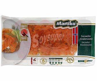 Martiko Salmón ahumado marinado 200 gramos