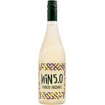 WIN Vino Blanco Verdejo Frizzante 5.0 Botella 75 cl