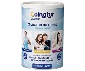 COLNATUR Colágeno alimentario Bote de 300 g