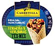 Relleno para fajitas y burritos de ternera y verdura bol Envase 350 g Carretilla