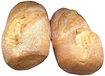 MERCADONA Pan granel bocadillo (Venta por unidades) Unidad de 140 g