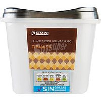 Eroski Tiramisu Tarrina 500 ml