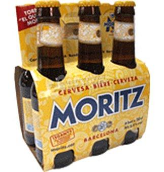 Moritz Cerveza P. 6 UNI 20 CL.