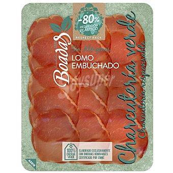 Boadas Lomo embuchado Charcutería Verde 1880 sin gluten sin lactosa 90 g