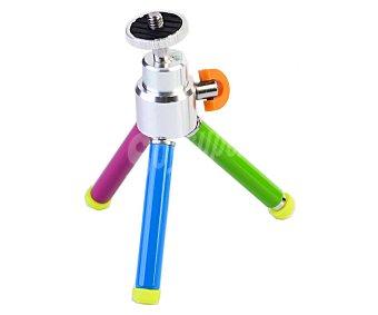 "POLAROID Mini trípode con patas de colores extensible de 5"" a 8"" PLAX010 1 unidad"