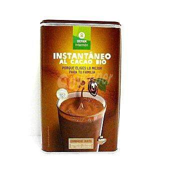 Intermón Oxfam Cacao instantáneo Bote de 350 g