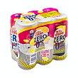 Tinto verano limon zero 0% alcohol + 0% azucares Lata pack 6 x 330 ml - 1980 ml Casón Histórico