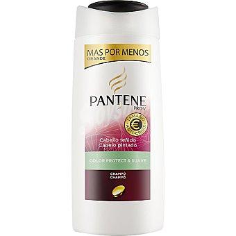 Pantene Pro-v champú Fuerza y Brillo para cabello teñido  frasco 675 ml