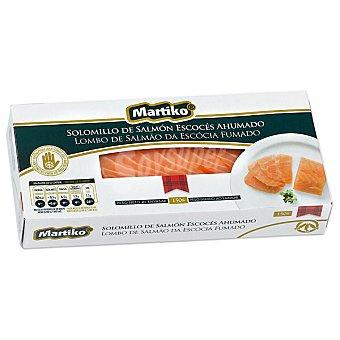 Martiko Solomillo de salmón Escocés ahumado Envase 150 g