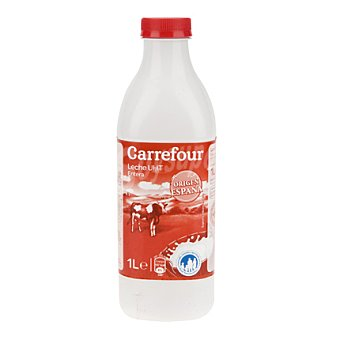 Carrefour Leche entera de Galicia 1 l