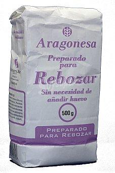 Aragonesa Harina rebozar Paquete 500 g