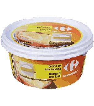 Carrefour Queso fundido para untar Crème de Brie 125 g