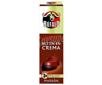 Bufalo Betún Marrón bufalo Tubo 75 ml