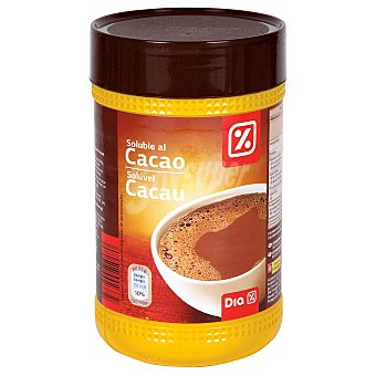 DIA Cacao soluble Bote 500 gr