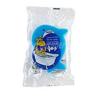 Eroski Esponja infantil de animales Pack 1 unid