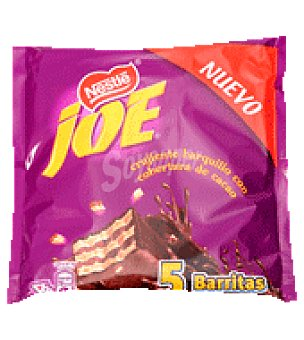 Nestlé Chocolatina Joe Pack de 5x16 g