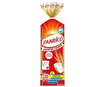 Panrico Pan de molde ahorro 500 gramos