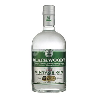 Blackwoods Ginebra 70 cl