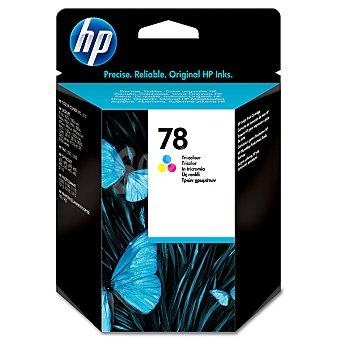 HP Nº 78 cartucho de tinta tricolor