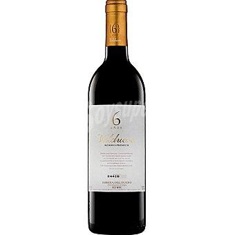 Valduero 6 años vino tinto reserva premium D.O. Ribera del Duero botella 75 cl botella 75 cl