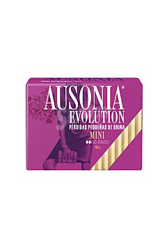 EVOLUTION Mini ausonia 18 uns