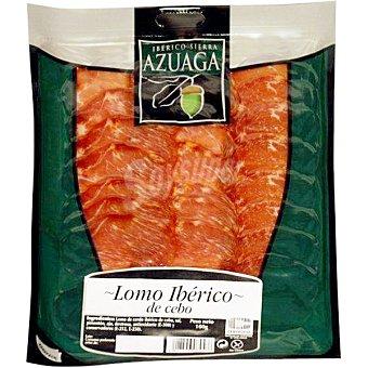 SIERRA DE AZUAGA Lomo ibérico de cebo en lonchas Sobre 100 g
