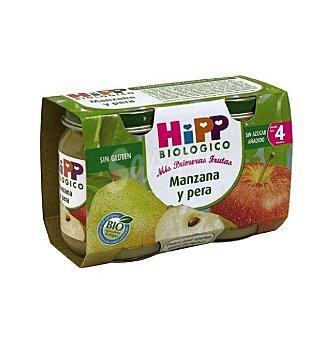 HiPP Biológico Tarrito manzana y pera 250 g