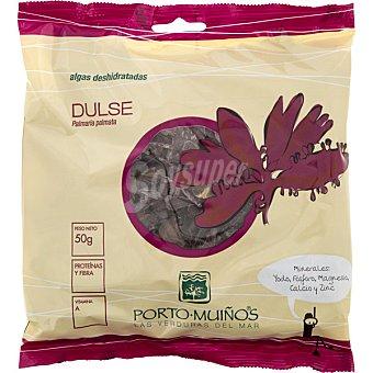 Porto Muiños Algas deshidratadas dulse Bolsa 50 g