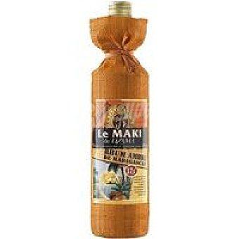 LE MAKI DE DZAMA Ron ambre 0,7 L