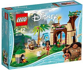 Disney Juego de construcciones con 205 piezas, Aventura en la isla de Vaiana, 41149 lego