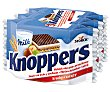 Pastelitos con leche y avellanas Pack 3 x 25 g Knoppers