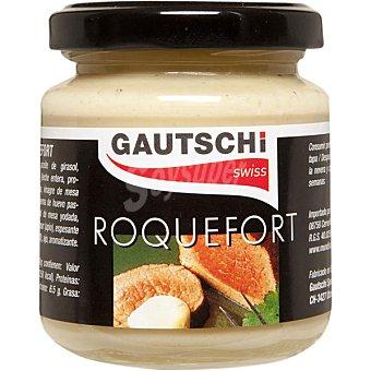 GAUTSCHI Salsa roquefort Frasco 115 g
