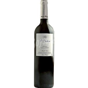 MARTI FABRA L Oratori vino tinto D.O. Emporda botella 75 cl Botella 75 cl