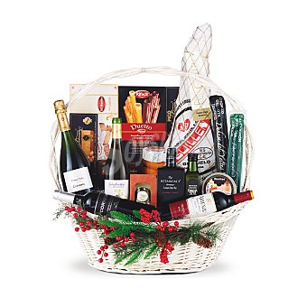 Lote de Navidad nº 26 Bandeja Storage Blanca