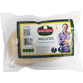 Bertín Osborne Selección Molletes de pan precocidos Bolsa 140 g