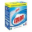 Detergente en polvo colon Maleta 50 dosis Colón