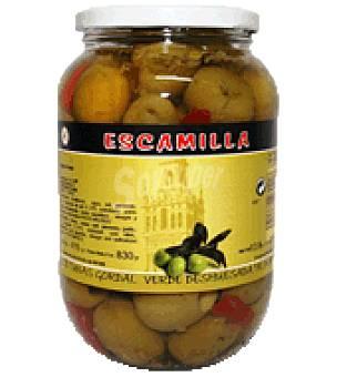Escamilla Aceituna gordal deshuesada 415 g