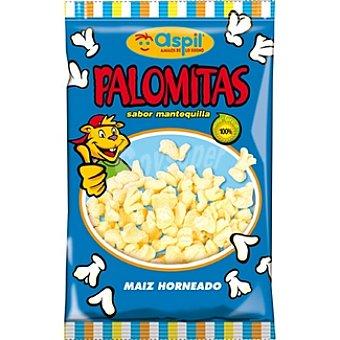 Aspil Palomitas sabor mantequilla con aceite de girasol Unidad 90 g