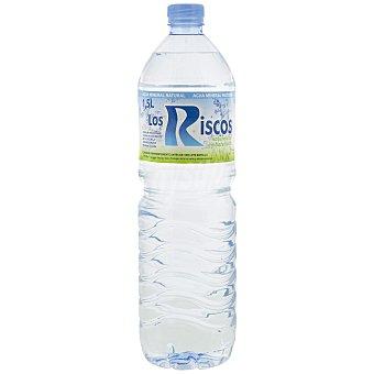 Los Riscos Agua mineral natural Botella 1,5 l