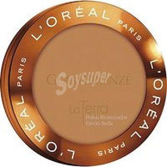 L'Oréal Glam Bronze Terra 04 Pack 1 unid