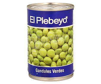 EL PLEBEYO Gandul verde 425 gramos