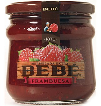 Bebé Mermelada frutas bosque 340 GRS