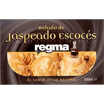 REGMA Helado de jaspeado escoces Tarrina 500 ml